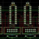 PCB board layout
