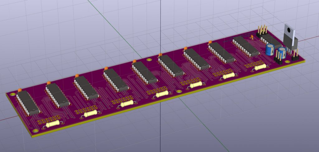 3D PCD viewer in KiCad